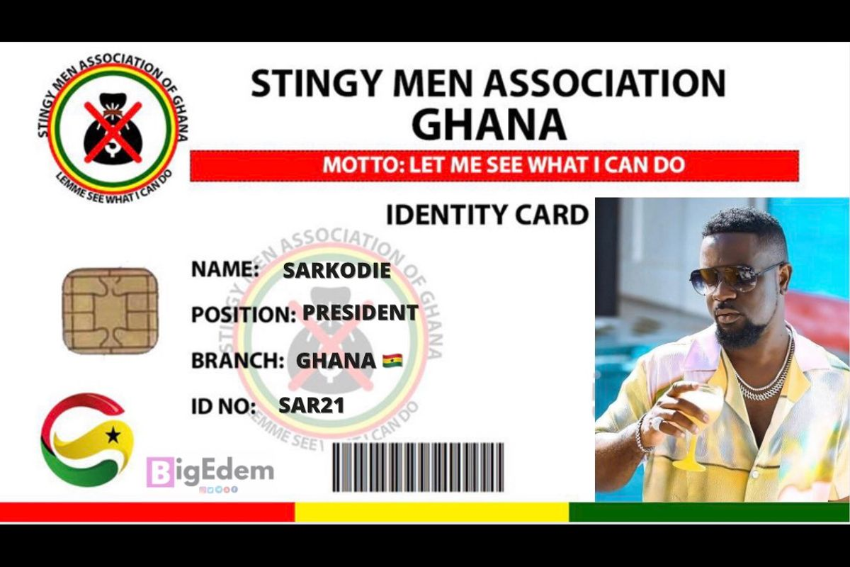 """Tracy Sarkcess Should Close Her Legs As Sarkodie Officially Joins The """"Stingy Men Association of Ghana"""""""